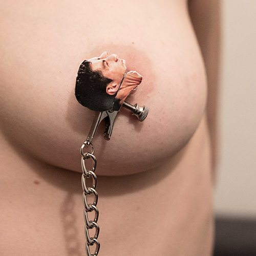 Suárez bröstklämma