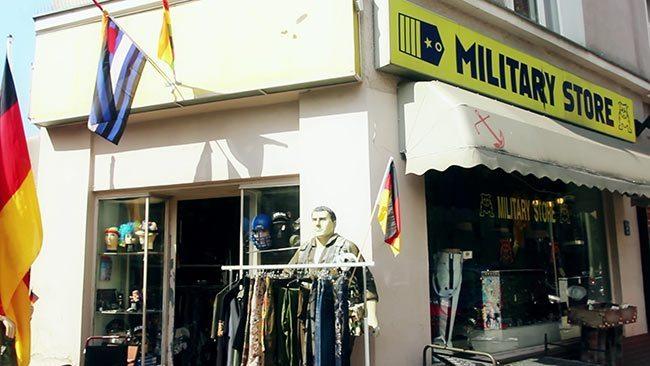 Berlin Military Store