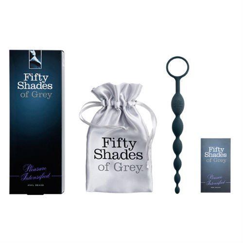 50 Shades of Grey - Anal Beads forpackning