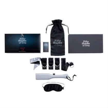50 Shades of Grey - Bondage kit forpackning