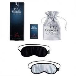 50 Shades of Grey - Ogonmasker forpackning
