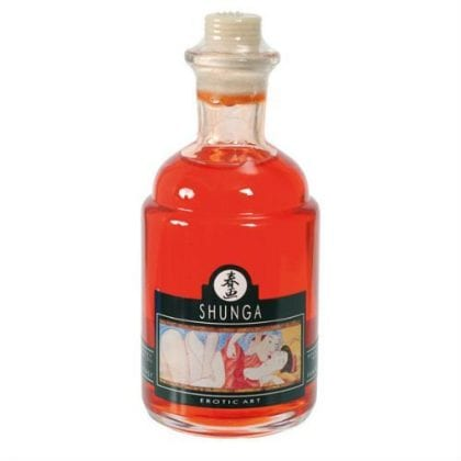 Shunga - Aphrodisiac Oil Orange 100 ml