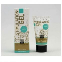 Stimulation gel mint