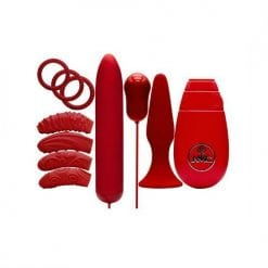 Flirty Kit Set Red