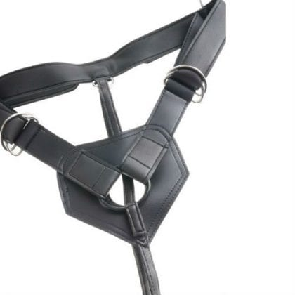 king-cock-strap-on-harness-sele