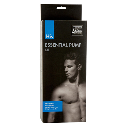 His Essential Pump Kit Förpackning