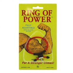 Ring of Power Förpackning