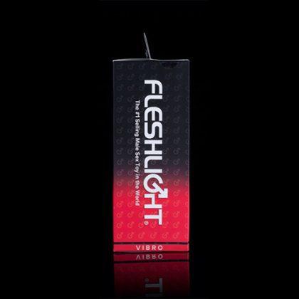 Fleshlight Vibro Pink Lady Touch Förpackning Sida