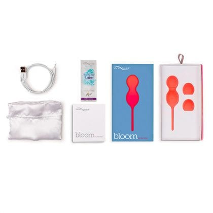 We-Vibe Bloom alla delar
