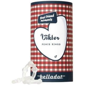 Belladot Viktor - 3 Penisringar