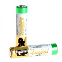 GP Batterier 2-pack LR-03 (AAA)