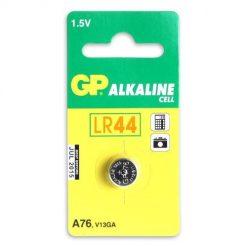 GP Knappcellsbatterier 1-pack LR-44