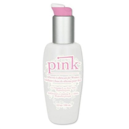 Pink - Silikonglidmedel 100 ml
