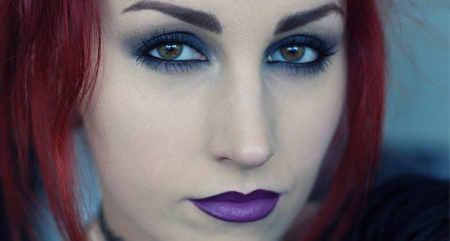 Sveriges sexigaste make up bloggare Maria Mroxx