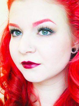 Sveriges sexigaste make up bloggare Sanna Kaldma