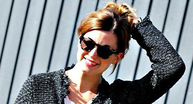 Sveriges sexigaste mammabloggare Josefine Aamodt