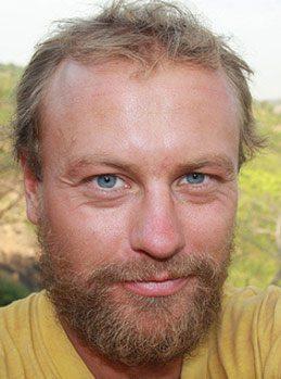 Sveriges sexigaste resebloggare Lars Bengtsson