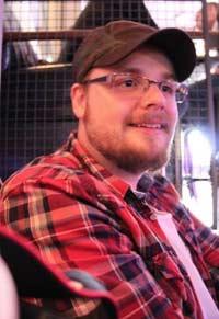 Sveriges sexigaste spelbloggare Henrik Häägg