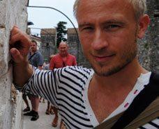 Sveriges sexigaste träningsbloggare Benny Sjölind