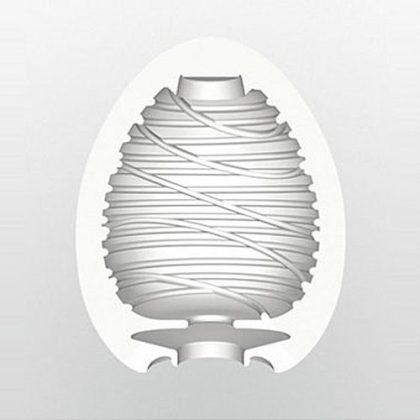 Tenga Egg Silky genomskärning